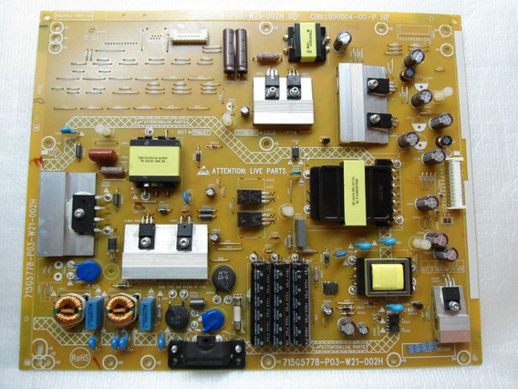 Placa Fuente Led Philips 42pfl5008g/77
