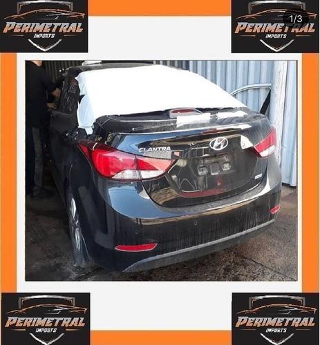 Sucata Hyundai Elantra 2.0 Retirada De Peças
