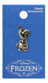 Disney Olaf Estaño Pin De La Solapa
