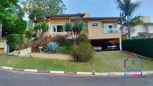 Imagem 1 de 30 de Casa À Venda, 388 M² Por R$ 1.900.000,00 - Parque Das Artes - Embu Das Artes/sp - Ca0846