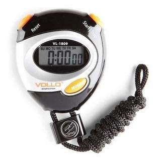 Cronômetro Vollo Profissional C/ Alarme Vl-1809