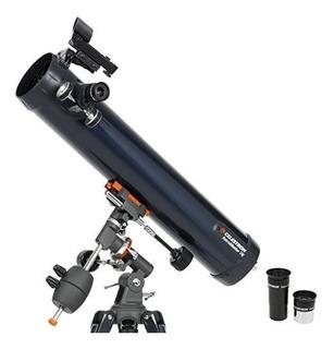 Celestron 31035 Astromaster 76 Eq Telescopio Reflector