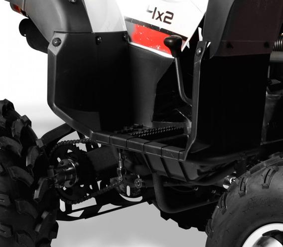 Pedaleira Direita Para Quadriciclo 150cc Utl Hawk