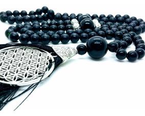 Japamala Obsidiana Negra E Ônix 528 Hertz