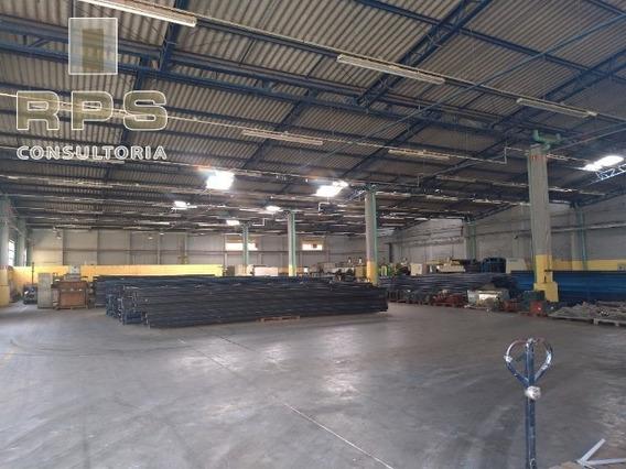 Galpão Industrial E Para Logística Em Atibaia, Rodovia Fernão Dias - Gl00036 - 33681046