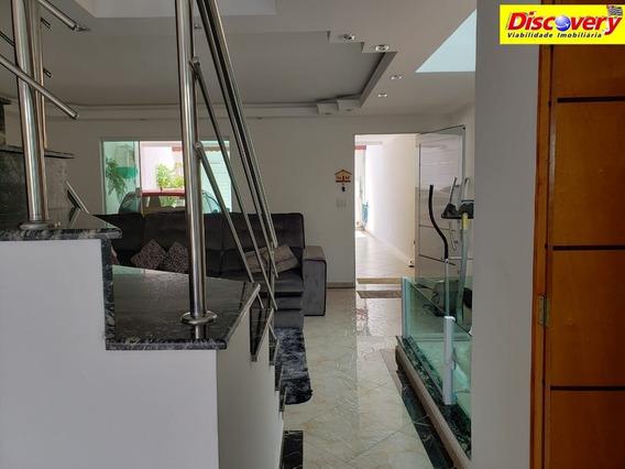 Sobrado Com 3 Dormitórios À Venda - Jardim Santa Mena, Guarulhos/sp - 99890