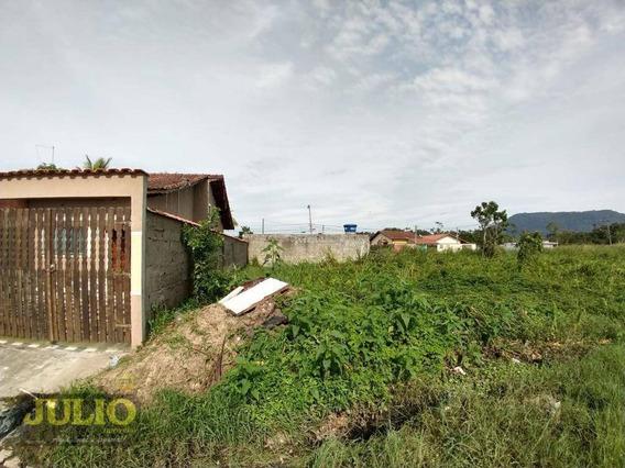 Terreno À Venda, 238 M² Por R$ 65.000 - Flórida Mirim - Mongaguá/sp - Te0266