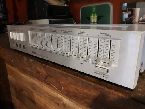 Raro Amplificador E Mixer Nashiville Nx-8 Revisado