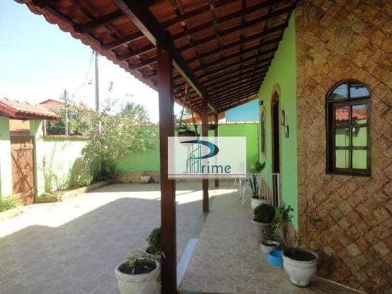 Casa Com 4 Dormitórios À Venda, 275 M² Por R$ 650.000,00 - Centro - Maricá/rj - Ca0658