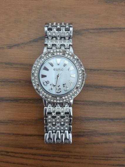 Relógio Euro Original, Preço Imperdível!!!