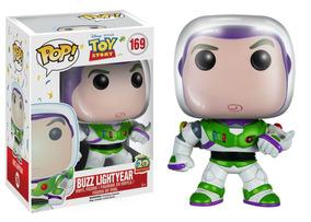Boneco Toy Story Buzz Lightyear Funko Pop 169