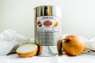 Cebolla Frita Picada Lista