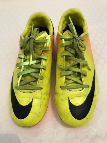 0ccb9d87aeb96 Botines Nike Talle 36 Con Tapones - Botines en Mercado Libre Argentina