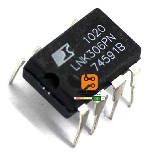 20 Pçs Lnk306pn Dip-7 - Lnk306 Pn - Lnk 306 Pn - Original