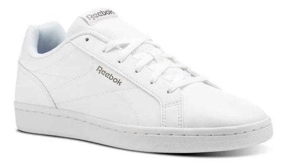 Zapatillas Reebok Royal Complete Clean W Mujer Negro Blanco