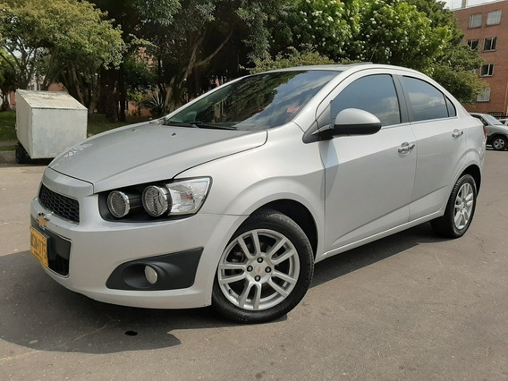 Chevrolet Sonic Lt 1600cc Sedan Tc