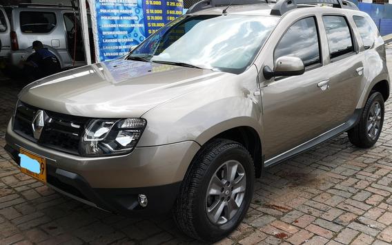 Renault Duster 2019 Intens Smart 2.0 4x2 Aut Beige Cendre