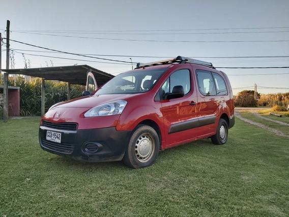 Peugeot Partner 2013 1.4 Furgon Presence Aa. Permuto