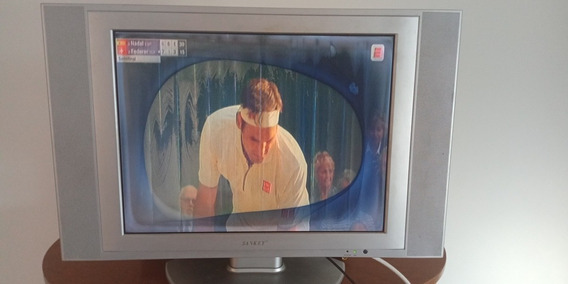 Tv Sankey Lcd 20 Pulg