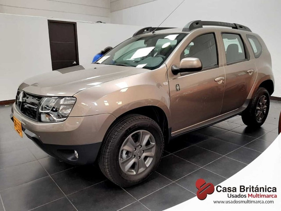 Renault Duster Mecanico 4x2 Gsl