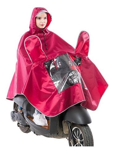 Imagen 1 de 1 de Piloto Para Lluvia Con Cobertor De Moto