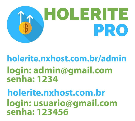 Script De Holerite Online (contra-cheque)