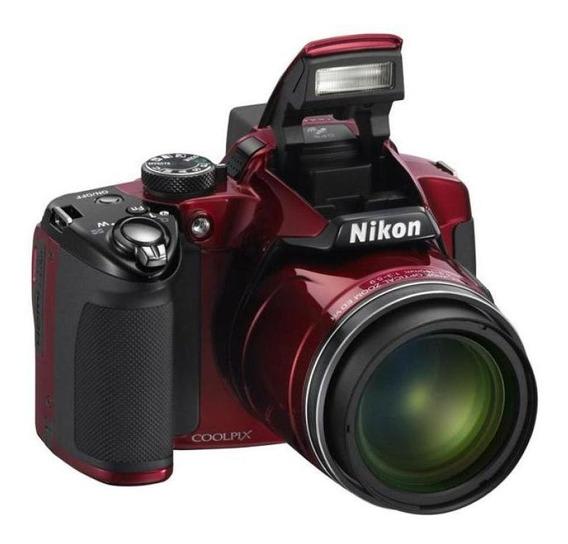 Câmera Nikon Coolpix P510 | Vitrine