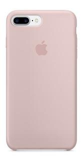 Funda iPhone 8 Plus 7 Plus Apple Original Vidrio Gorila