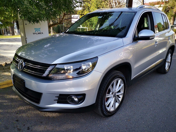 Tiguan 2013 Impecable Track And Fun Gps