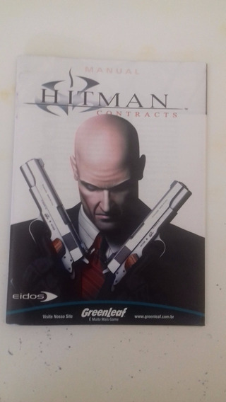 Jogo Para Pc Hitman - Contracts