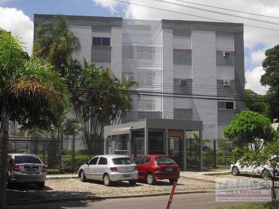 Apartamento Com 2 Dormitórios À Venda, 58 M² Por R$ 160.000 - Cristal - Porto Alegre/rs - Ap1157