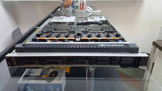 Servidor Dell R640 Forescout 2 X Ssd 200gb 640gb 2 X Xeon 8c