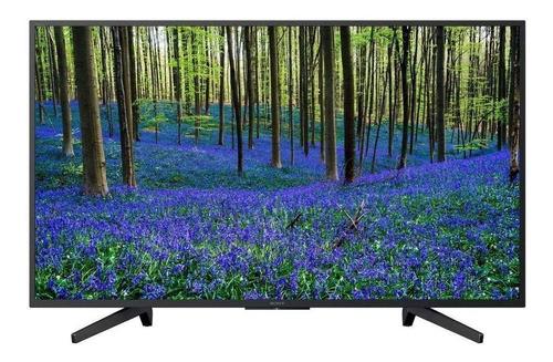 "Smart TV Sony KD-49X720F LED 4K 49"""