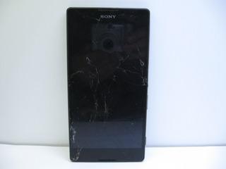 Sony Xperia Ultra T2 Ligando Placa Ok Com Bateria Leranúncio
