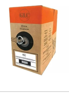 Cable Utp Glc Interior Cat 6. X305m