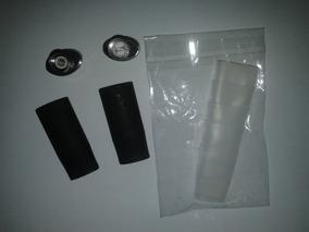 Kit 2 Bobinas + 2 Boquilhas + 5 Luvas P/ Vaporizador G Pen