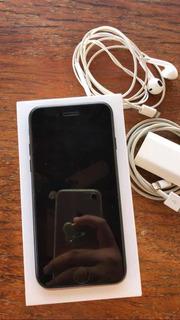 iPhone 7, 32gb,carregador,fone Original 1 Ano D Uso E Caixa