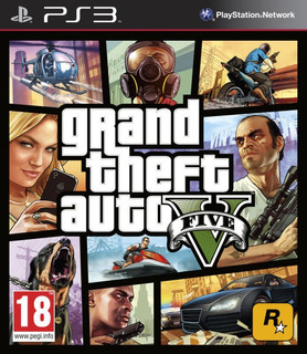 Gta V Grand Theft Auto 5 Ps3 Goroplay Digital