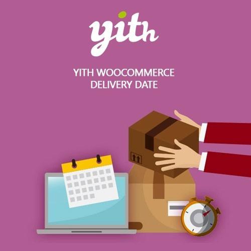 Yith Woocommerce Delivery Date Premium Wordpress Plugin