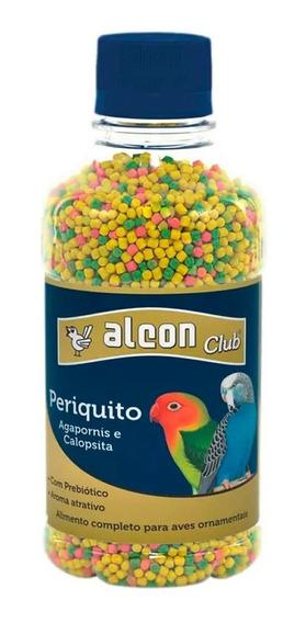 Alcon Club Periquito 150g Ração Extrusada Para Passaros