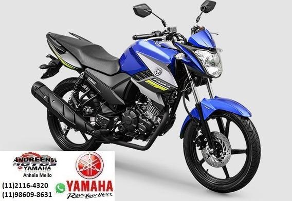 Fazer 150 Sed Ubs - 2020 - Sem Entrada - Yamaha-sp