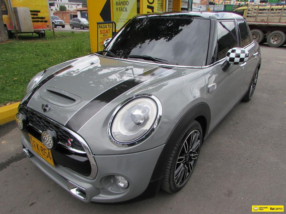 Mini Cooper S Jonh Cooper Works