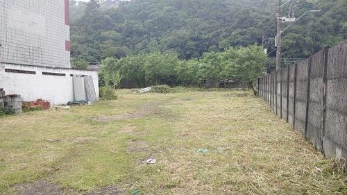 Terreno, 1900 M² - Venda Por R$ 2.609.000,00 Ou Aluguel Por R$ 13.500,00/mês - Saboó - Santos/sp - Te0133