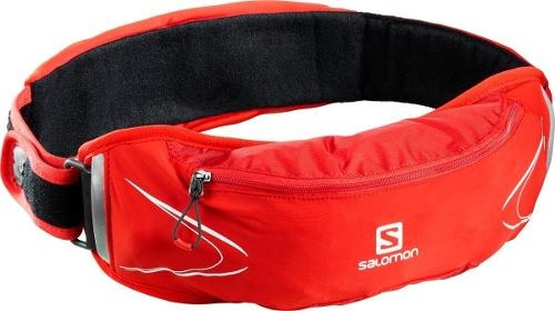 Riñonera Salomon Agile 500 Belt Set Roj Unisex