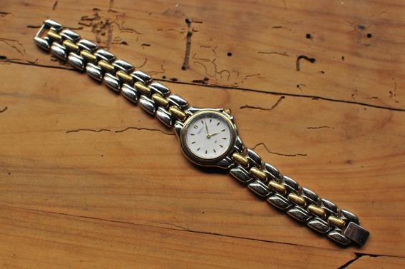 Relógio Seiko 5 Quartz Modelo 511444 - Leia O Anúncio