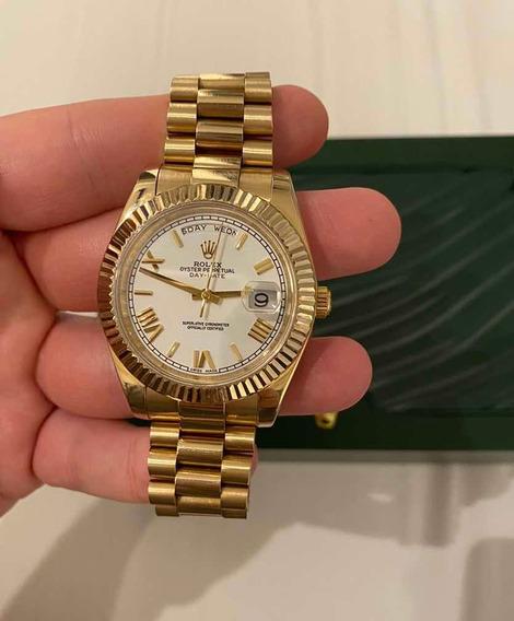 Relógio Rolex Date Just 40mm