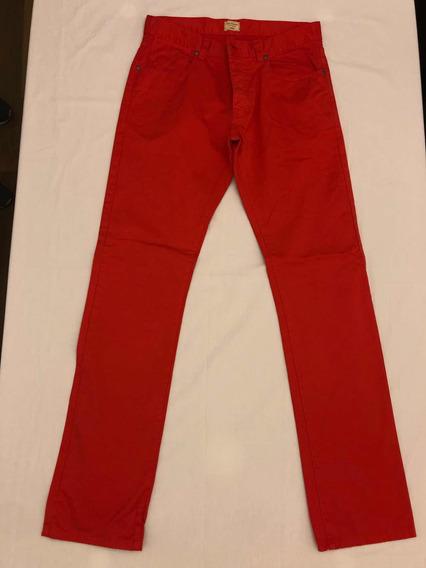 Pantalon Rojo Gola Heritage Large