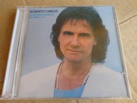 Cd Duplo Roberto Carlos