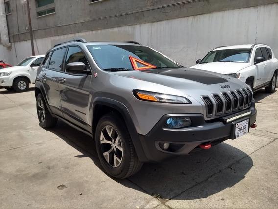 Jeep Cheroke 4x4 2015