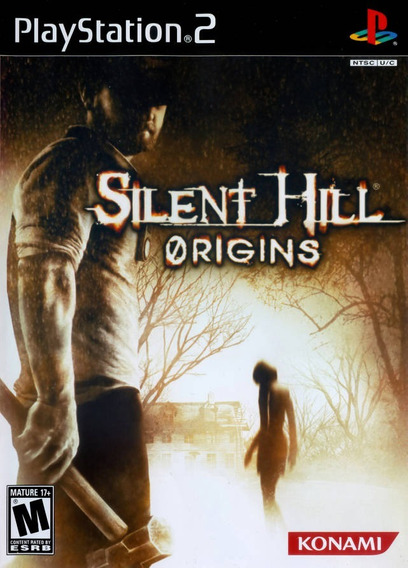 Silent Hill: Origins Ps2 (dvd)